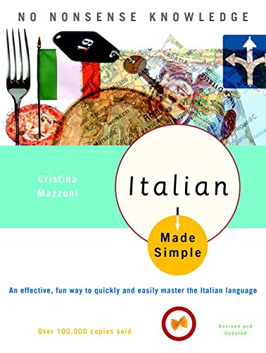 9780767915397: Italian Made Simple: Revised and Updated
