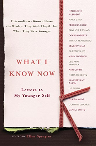 9780767917896: What I Know Now: Letters to My Younger Self