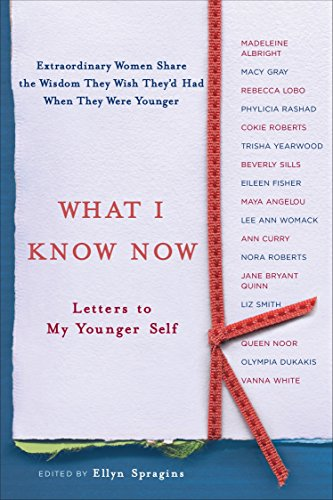9780767917902: What I Know Now: Letters to My Younger Self