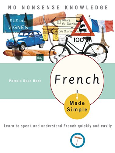 9780767918596: French Made Simple: Learn to speak and understand French quickly and easily
