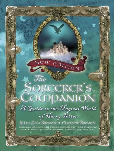 9780767919449: The Sorcerer's Companion: A Guide to the Magical World of Harry Potter