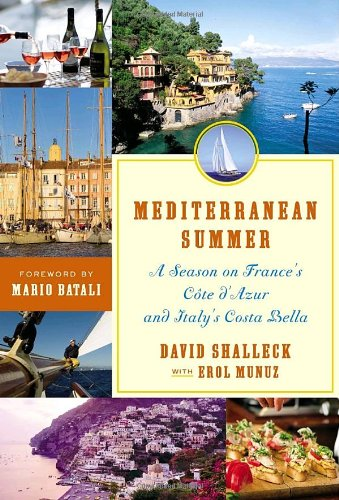 9780767920483: Mediterranean Summer: A Season on France's Cote D'Azur and Italy's Costa Bella