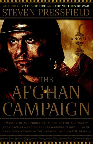 9780767922388: The Afghan Campaign: A Novel