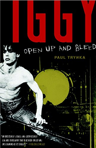 9780767923200: Iggy Pop: Open Up and Bleed