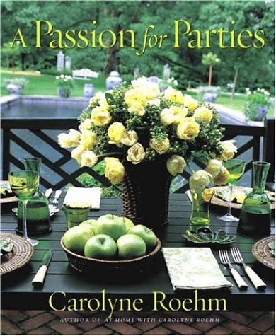 9780767925235: A Passion for Parties