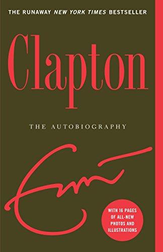 Clapton: The Autobiography (Paperback)