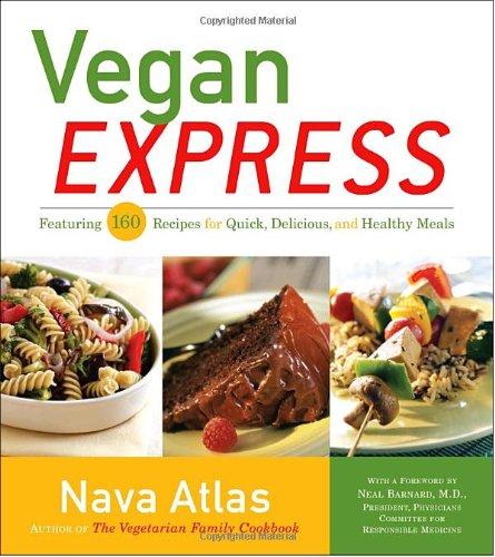 Vegan Express (076792617X) by Nava Atlas