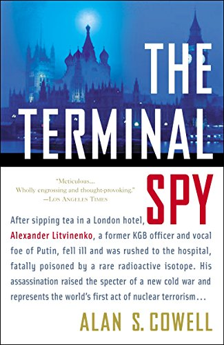 The Terminal Spy:A True Story of Espionage, Betrayal and Murder