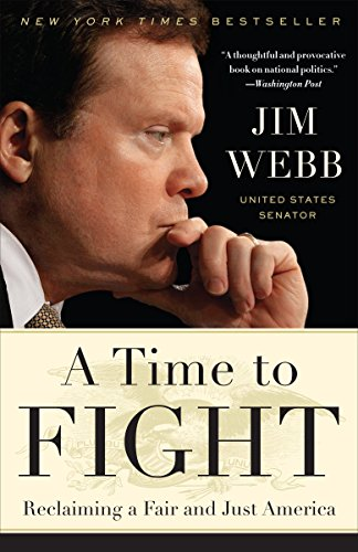 9780767928366: A Time to Fight: Reclaiming a Fair and Just America
