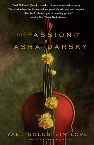 9780767929790: The Passion of Tasha Darsky