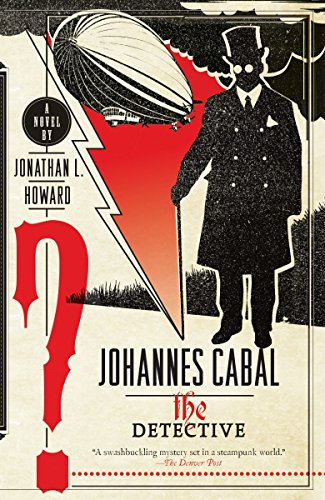 9780767930772: Johannes Cabal: The Detective