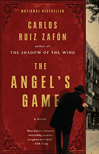 9780767931113: The Angel's Game