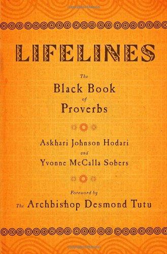 Lifelines: The Black Book of Proverbs: Askhari Johnson Hodari;