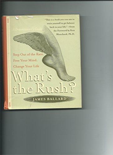 9780767999885: What's the Rush?