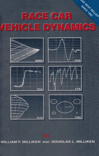 9780768001211: Race Car Vehicle Dynamics Book and Problems, Answers and Experiments Set