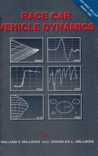 9780768001211: Race Car Vehicle Dynamics (book/workbook set)