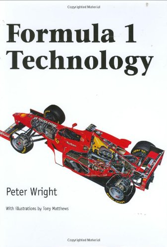 9780768002348: Formula 1 Technology (Premiere Series Books)