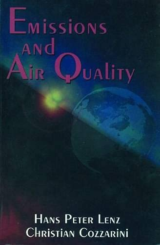 Emissions and Air Quality: Hans Peter Lenz
