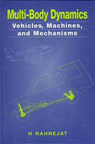 9780768002690: Multi-body Dynamics: Vehicles, Mechanisms, and Machines
