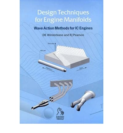 9780768004823: Design Techniques for Engine Manifolds: Wave Action Methods for Ic Engines
