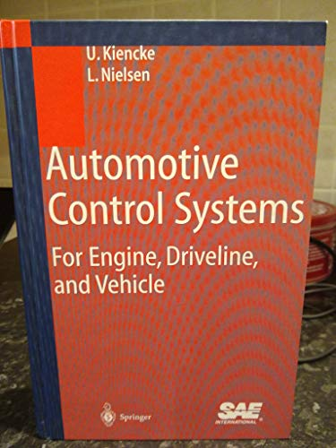 9780768005059: Automotive Control Systems: For Engine, Driveline and Vehicle
