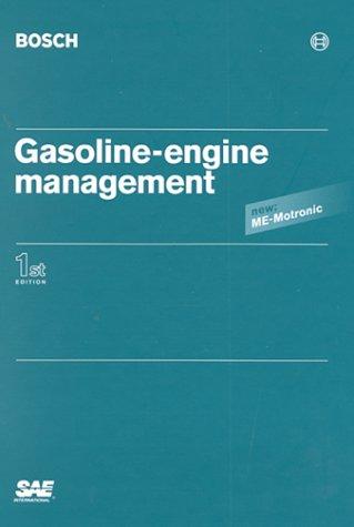 9780768005103: Gasoline Engine Management (BOSCH-G2000)