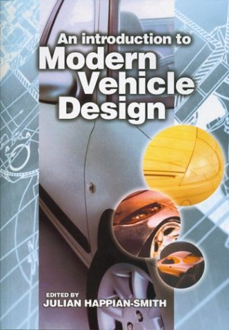 9780768005967: Introduction to Modern Vehicle Design