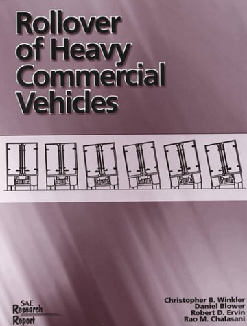 9780768006261: Rollover of Heavy Commercial Vehicles [RR-004]