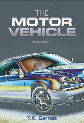 9780768006391: Motor Vehicle