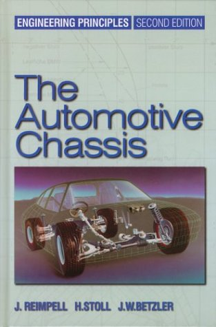 9780768006575: The Automotive Chassis: Engineering Principles