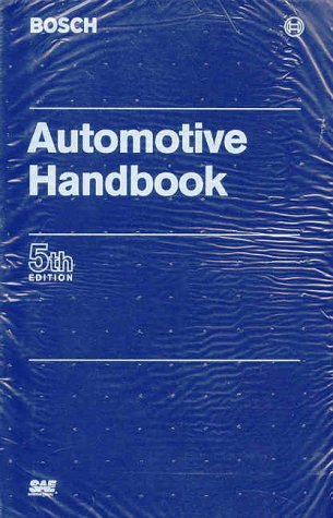 9780768006698: Automotive Handbook