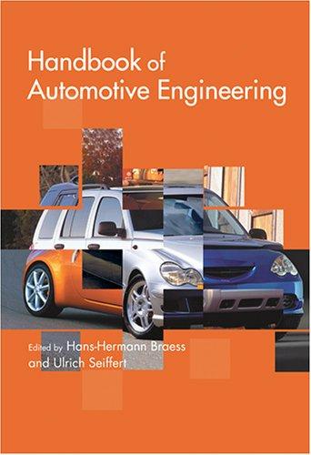 9780768007831: Handbook Of Automotive Engineering
