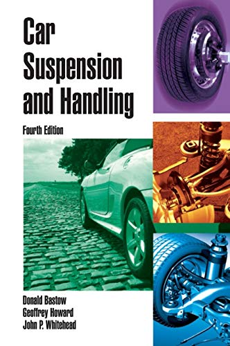 9780768008722: Car Suspension and Handling (Premiere Series Books)