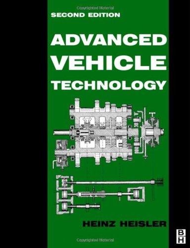 9780768010718: Advanced Vehicle Technology