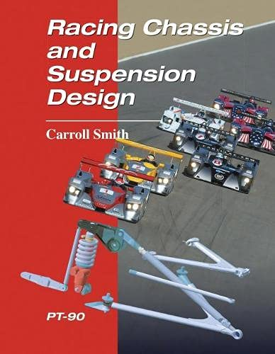 9780768011203: Racing Chassis and Suspension Design: PT-90