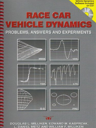 9780768011272: Race Car Vehicle Dynamics - Problems, Answers and Experiments (Premiere Series Books)