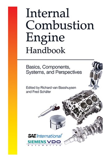 9780768011395: Internal Combustion Engine Handbook: R-345: Basics, Components, Systems and Perspectives