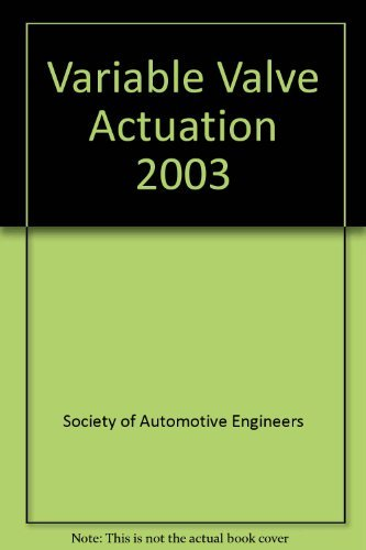 9780768011753: Variable Valve Actuation, 2003