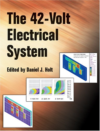 9780768012972: The 42-Volt Electrical System (Pt (Series) (Warrendale, Pa.), 99.)