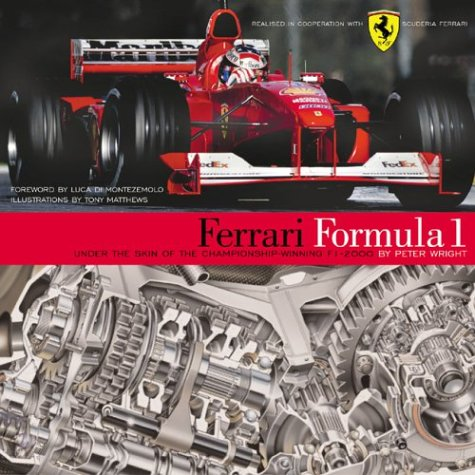 9780768013412: Ferrari Formula 1: Under the Skin of the Championship-winning F1-2000