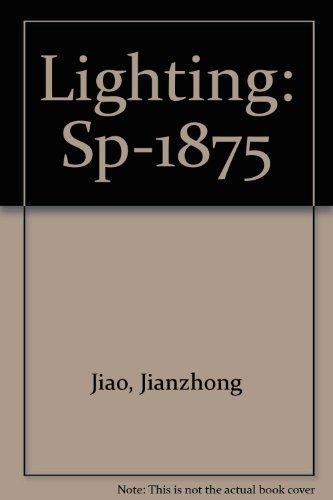 9780768014112: Lighting: Sp-1875