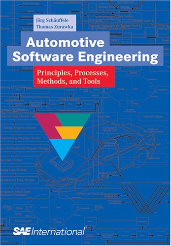 9780768014907: Automotive Software Engineering: Principles, Processes, Methods, And Tools