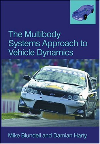9780768014969: The Multi-body Systems Approach to Vehicle Dynamics