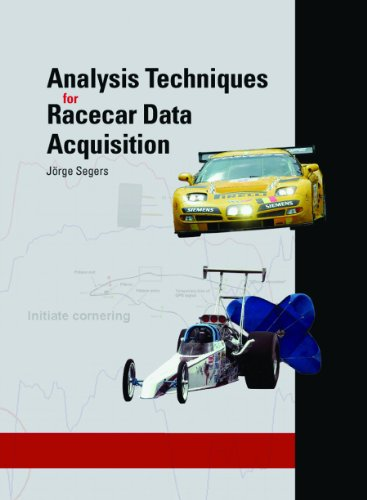 9780768016550: Analysis Techniques for Racecar Data Acquisition