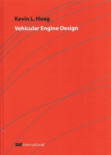 Vehicular Engine Design: Kevin L. Hoag