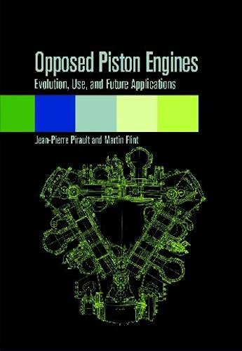 9780768018004: Opposed Piston Engines: Evolution, Use, and Future Applications