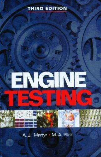 9780768018509: Engine Testing: Theory & Practice