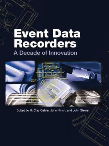 9780768020663: Event Data Recorders: A Decade of Innovation (Progress in Technology)