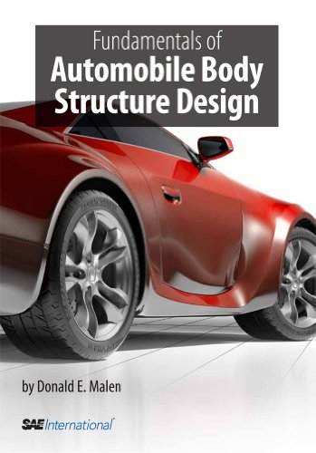 9780768021691: Fundamentals of Automobile Body Structure Design (Premiere Series Books)