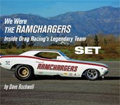 9780768064360: We Were the Ramchargers: Inside Drag Racing's Legendary Team (Premiere Series Books)